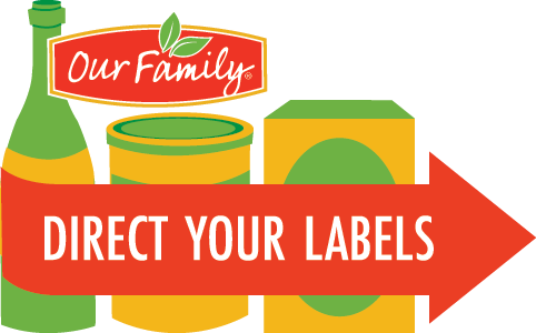 Direct Your Labels Logo