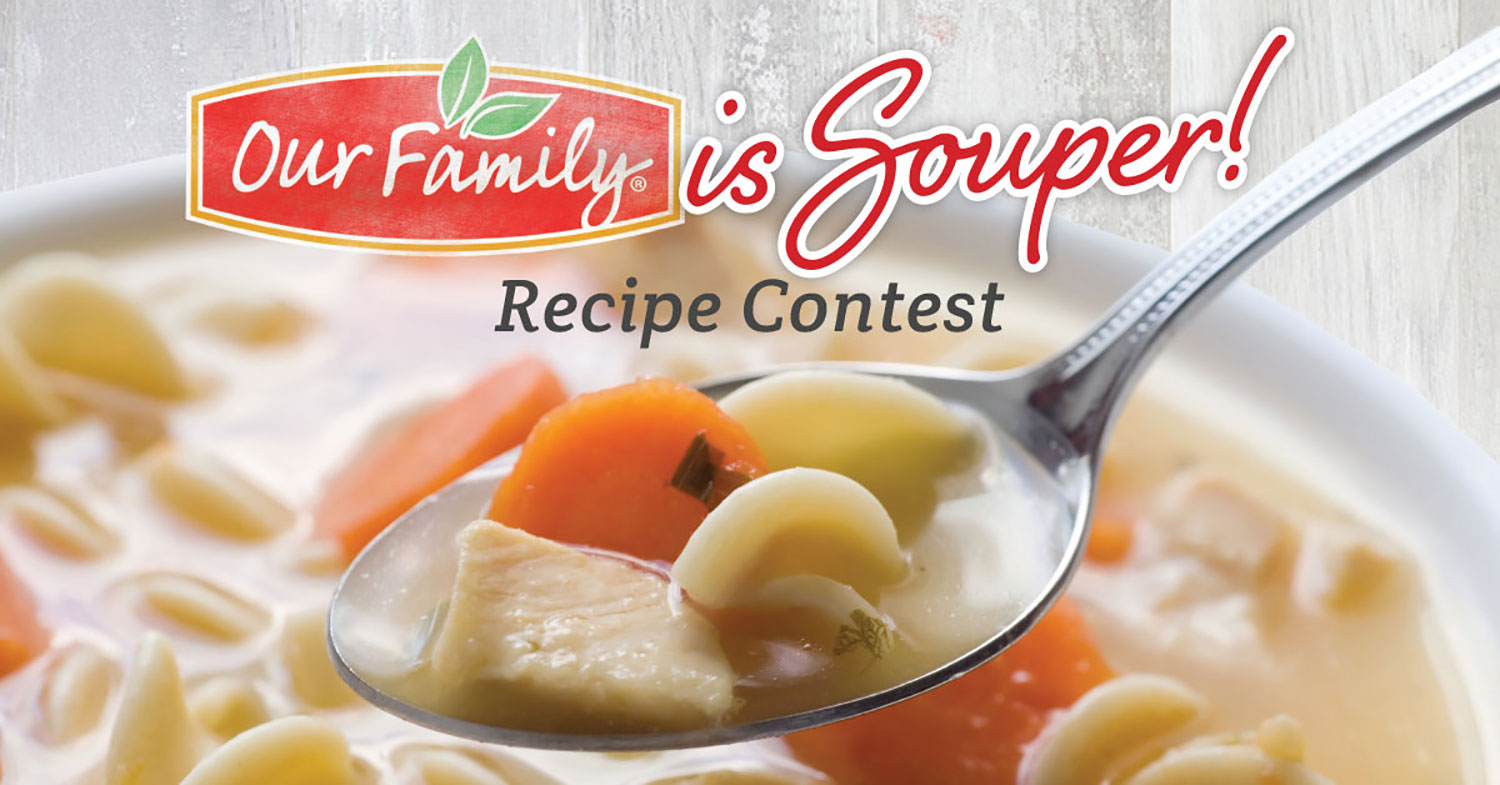 Our Family Is Souper